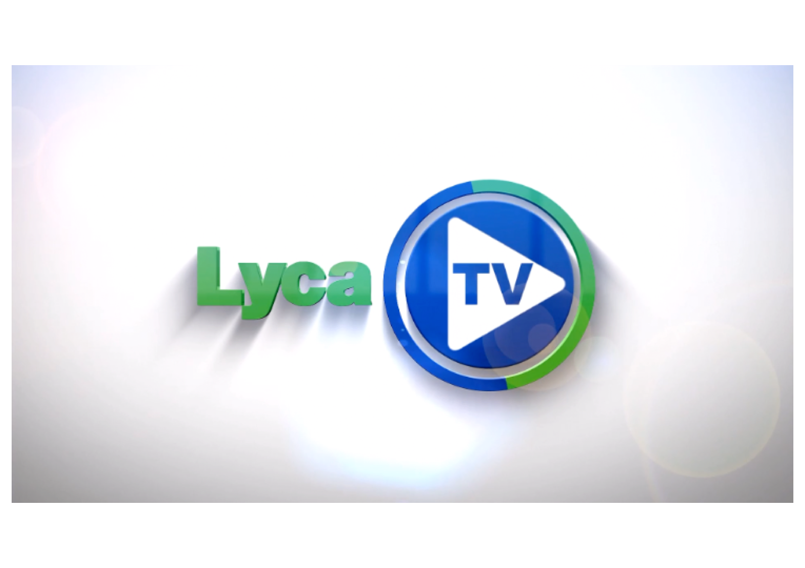 LycaTV Logo Animation | Assyst Media